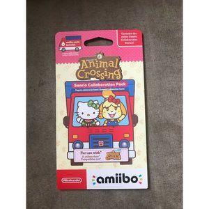 Sanrio Animal Crossing amiibo Cards 6 Characters